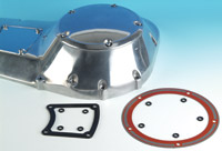 Genuine James Primary Inspection and Derby Cover Gasket Kit for Twin Cam and Touring Models