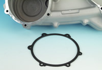 Genuine James Primary Cover to Engine Interface Gasket for Softail, Dyna and Touring Models