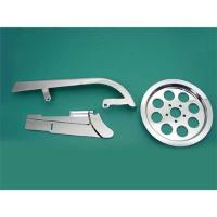 Belt Drive and Pulley Chrome Dress Up Kit