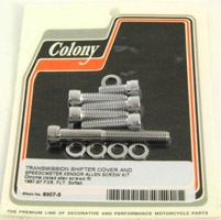 Colony Transmission Top Cover Allen  Screw Kit