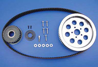 Replacement Drive Belt and Pulley Kit