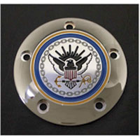 CAT LLC Navy Points Cover