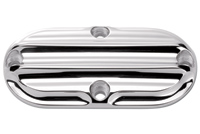 Roland Sands Design Chrome Nostalgia Inspection Cover