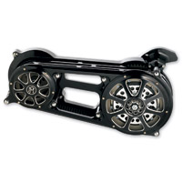 Performance Machine Contrast Cut Softail Contour Belt Drive