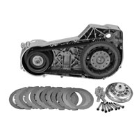 BDL 8MM Belt Drive with Quiet Clutch 1-1/2″ System for Shovelhead