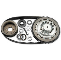 BDL 8MM Belt Drive with Quiet Clutch 1-5/8″ System for Big Twin Models