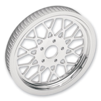 BDL 65T Polished Mesh 1-1/2″ Rear Belt Pulley