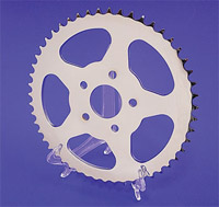 Five Spoke Rear Sprocket