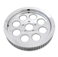 Chrome Belt Pulley