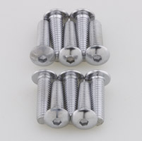 S&S Cycle Outer Ignition Cover Screws