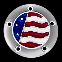 CAT LLC USA Flag Points Cover