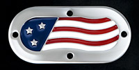 CAT LLC USA Flag Inspection Cover