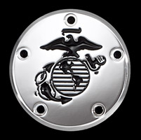 CAT LLC USMC Black Points Cover
