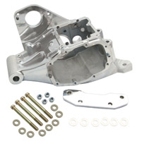 S&S Cycle XW-R Transmission 5- and 6-Speed Left Side Drive Case for X-Wedge Engines