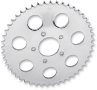 530 Chain Conversion 46-Tooth Flat Rear Sprocket