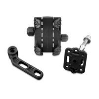 Kuryakyn Tech-Connect Complete Cell Phone or Device Mount Kit for Clutch or Brake Perch