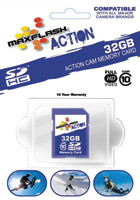 MAXFLASH Action 32GB SD Memory Card