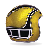 Bell Custom 500 Hurricane Open Face Helmet