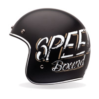Bell Custom 500 Skratch Bonneville Open Face Helmet