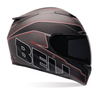 Bell RS-1 Emblem Matte Black Full Face Helmet