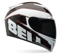 Bell RS-1 Emblem White Full Face Helmet