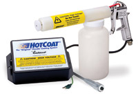 Eastwood Company Hotcoat Powdercoating Gun