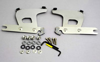 Memphis Shades Bullet Fairing Polished Trigger-Lock Mount Kit