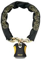 OnGuard Beast Chain Locks with Keyed Lock