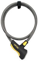OnGuard Akita Cable Locks 6′L x .47″W with Key Lock