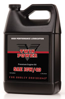Twin Power Premium Engine Oil 10W40 Gallon