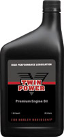 Twin Power Premium Engine Oil 25W60 Quart