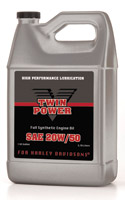 Twin Power Synthetic Engine Oil 20W50 Gallon