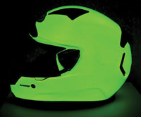 VEMAR HELMETS Eclipse Night Vision Yellow Full Face Helmet
