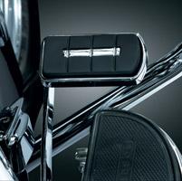 Kuryakyn Chrome ISO Deluxe Brake Pedal Pad