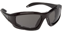 BANGERZ Armor 1 Sunglasses Black/Gray