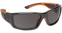 BANGERZ Two-Tone Sunglasses Carbon/Orange