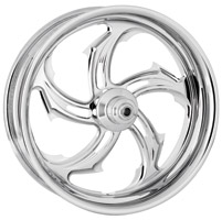 Performance Machine Rival Contrast Cut Rear Wheel, 17