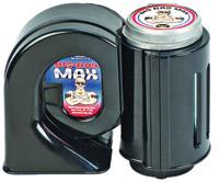 Wolo Big Bad Max Black Air Horn