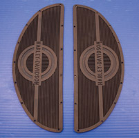 Floorboard Mat Set