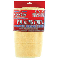 Cycle Care Premium Polishing Towel
