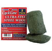 Cycle Care Ultra Fine Steel Wool
