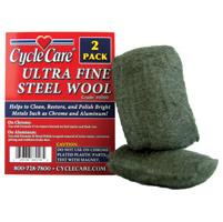 Cycle Care Ultra Fine Steel Wool