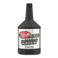 Red Line Synthetic 20w/60 Motorcycle Oil