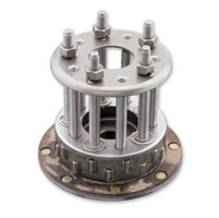 J&P Cycles® Big Twin Clutch Clutch Hub Assembly