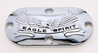 J&P Cycles® Eagle Spirit Inspection Cover