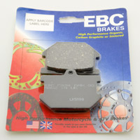 EBC Rear Brake Pads for XS1100