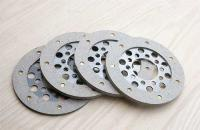 V-Twin Manufacturing Replica Dry Clutch Plate Set