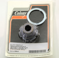 Colony  Clutch Gear Nut and Lock Washer