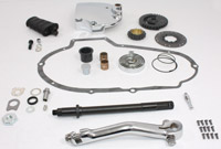 V-Twin Manufacturing Kick-Start Conversion Kit