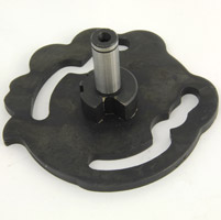 V-Twin Manufacturing Cam Plate Without peg for Sportster